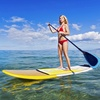Up to 50% Off a Standup Paddleboard or Kayak Rental