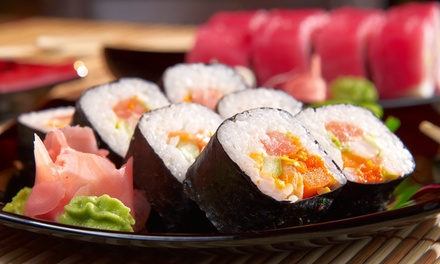 Sushi and Korean Barbecue for Two at Take Sushi (Up to 50% Off)