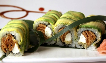Sushi and Asian Lunch or Dinner at Fulin's Asian Cuisine (Up to 50% Off). Two Options Available.