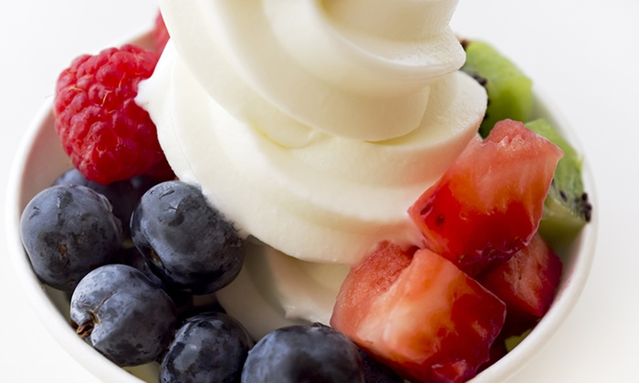Yogurt Valley - Wildomar: $12 for Four Groupons, Each Good for $5 Worth of Frozen Yogurt at Yogurt Valley ($20 Total Value)