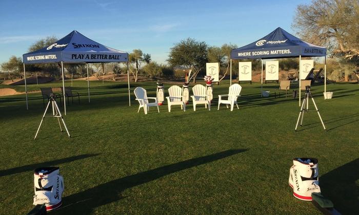 Dan Campbell Golf Academy - Tatum Ranch: 30-Minute Golf Lesson from Dan Campbell Golf Academy with Austin Blake (70% Off)