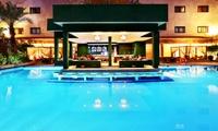 Marrakech : 1 à 9 ou 14 nuits avec petit déjeuner, piscine et hammam au Plaza Hôtel & Spa pour 2 ou 2 +1 enfant -12ans