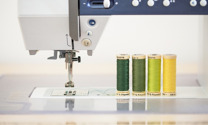 Ashton Hall Sewing Academy - Franklin Township: Four-Week Sewing Course for One or Two at Ashton Hall Sewing Academy (50% Off)