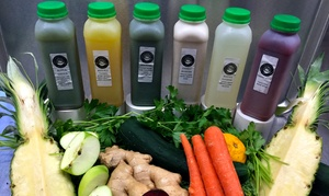 Organic Coffee Restaurant: $84 for a 3-Day Juice Cleanse from Geo's Organic Coffee ($120 Value)