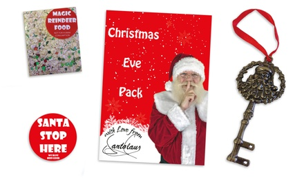 Christmas Eve Family Santa Pack for £4.99 With Free Delivery