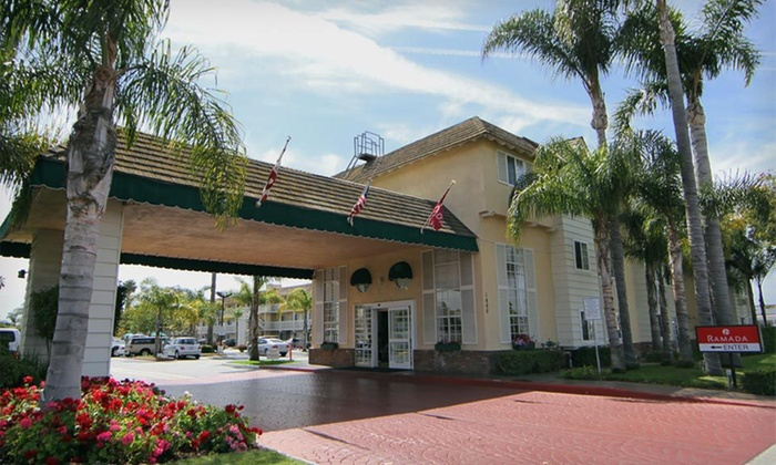 Ramada Inn and Suites Costa Mesa/Newport Beach - Costa Mesa, CA: One- or Two-Night Stay with Daily Breakfast at Ramada Inn and Suites Costa Mesa/Newport Beach in Orange County