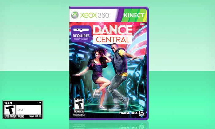 Dance Central for Xbox 360 Kinect: Dance Central for Xbox 360 Kinect