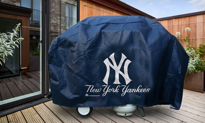 MLB Deluxe Grill Covers: $24.99 for an MLB Deluxe Grill Cover ($44.99 List Price). 21 Teams Available. Free Shipping.