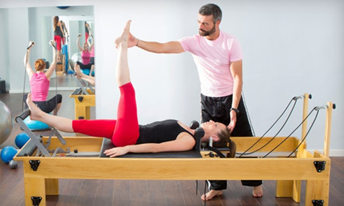 Island Club and Spa  - Ala Moana - Kakaako: Intro Pilates Package for One or Two with Private Session and Reformer Class at Island Club and Spa (Up to 76% Off)