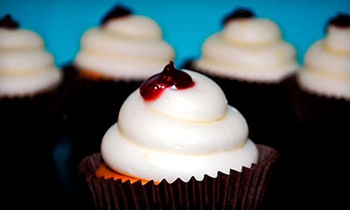 Simply Frosted Cupcakes - Fresno: One- or Two-Dozen Large Cupcakes at Simply Frosted Cupcakes (Half Off)
