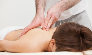 Essential Health Chiropractic Studio: Chiropractic Package with Three or Six Follow-Up Visits at Essential Health Chiropractic Studio (Up to 82% Off)