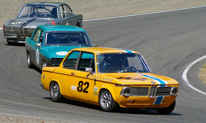 2015 Pacific Northwest Vintage Races - Pacific Raceways: One-Day Ticket or Family Pass to the Pacific Northwest Historic Races at Pacific Raceway (Up to 40% Off)