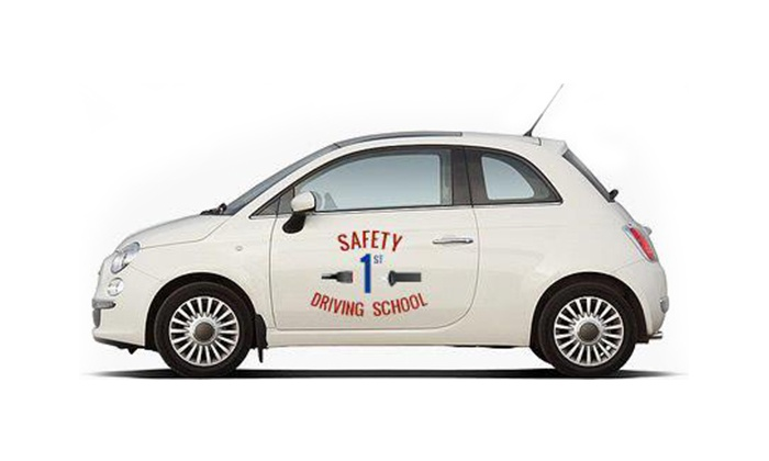 Safety 1st Driving School: $15 for an Online Driving Training Course from Safety 1st Driving School ($30 Value)