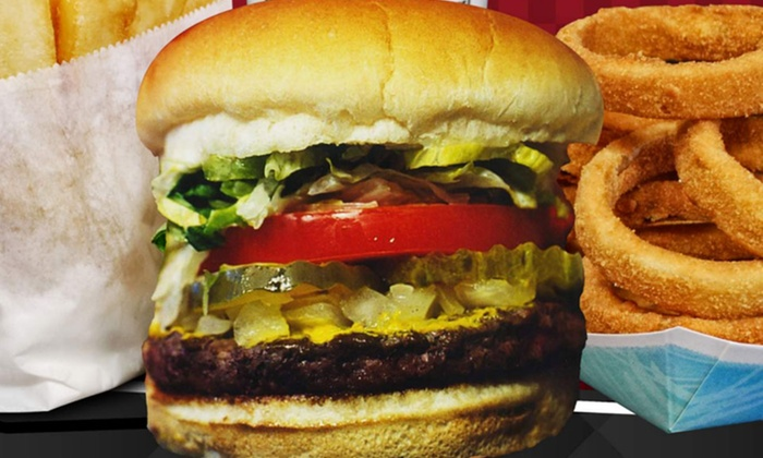 Colorado Grill - Roseville - Roseville: $10 for Two Burger Combo Meals at Colorado Grill ($16 Value)