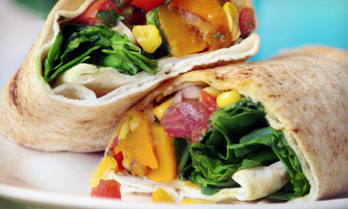 Healthy & Delicious - Toms River: Healthy American Food for Two or Four at Healthy & Delicious (Up to 53% Off)