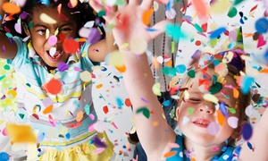 Splash on Literacy: $180 for $250 Groupon Toward a Birthday Party — Splash on Literacy Kids Art Studio