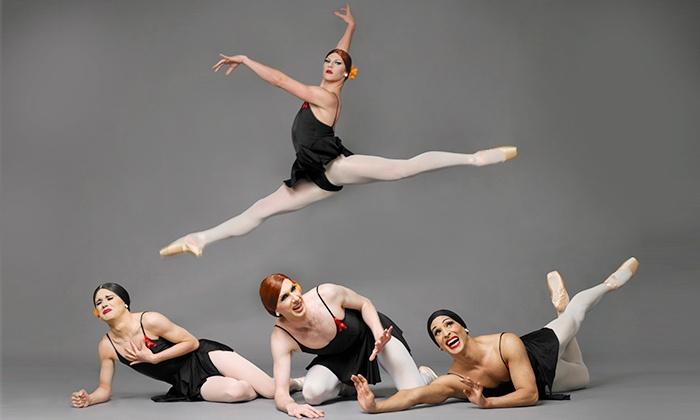 Les Ballets Trockadero de Monte Carlo - Multiple Locations: ARTS San Antonio Presents Les Ballets Trockadero de Monte Carlo on November 13 at 7:30 p.m. (Up to 50% Off)