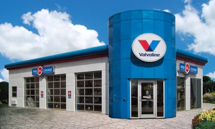 $21 for Oil-Change Package with 21-Point Inspection and Fluid Top Off at Pro Oil Change ($44.99 Value)