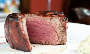 $35 For $60 Worth Of Steakhouse Dinner At Plaza Iii