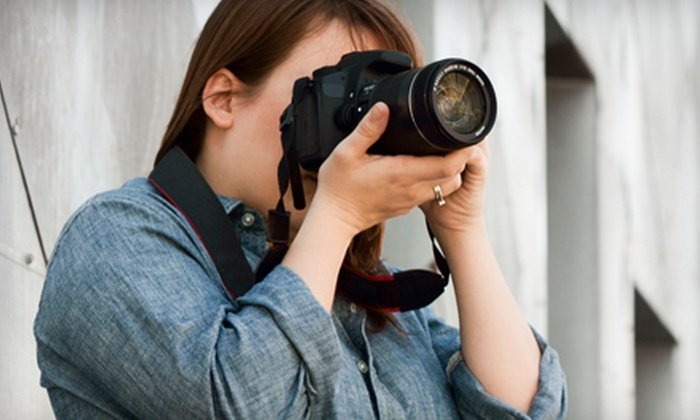 Switch to Manual - Red Hook: Photography Seminar for One or Two from Switch to Manual (Up to 68% Off)