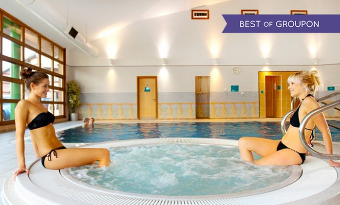 Wakefield: 1 or 2 Nights for Two with Breakfast, Dinner and Health Club Spa Access at 4* Cedar Court Hotel Wakefield