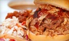 Ossie's BBQ - Spring Valley: $5 for $10 Worth of Barbecue at Ossie's Bar-B-Que