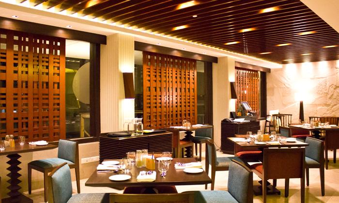 Buffet brunch drinks at hotel mirador for The east asian dining t nagar