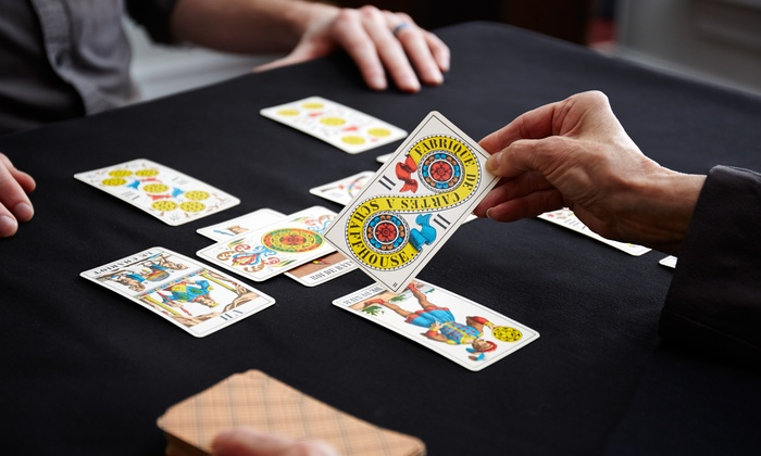 Braddock - Multiple Locations: Tarot-Card Reading from Braddock (56% Off)