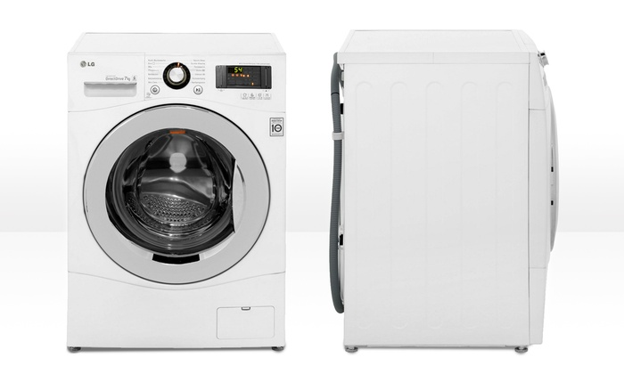 Lg frontlader waschmaschine groupon goods