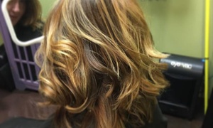Laura at Salon Lofts: Color, Highlights and Blow-Dry from laura howells at salon lofts (loft 15) (50% Off)