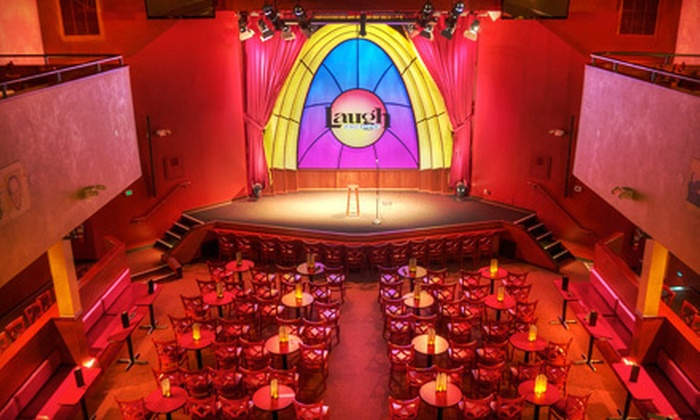 Thai Rivera & Dillon Garcia - Laugh Factory: $20 to See Thai Rivera and Dillon Garcia Standup Comedy at Laugh Factory (Up to $43 Value). Six Shows Available.