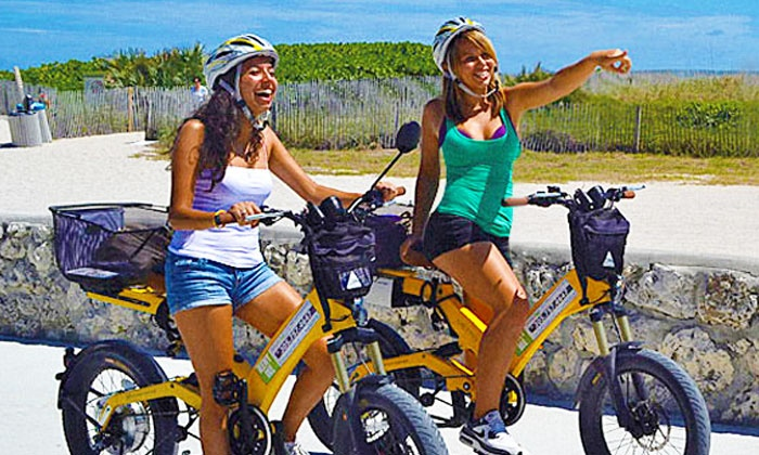 39 Off South Beach Electric Bike Tour