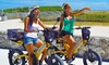 Wheels 2 Go Miami - South Beach: $30 for 90-Minute Electric-Bike Tour of South Beach from Wheels 2 Go Miami ($49 Value)
