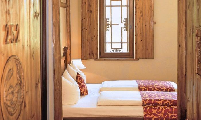 Badkamer Accessoires Action : Phantasialand hotel mit parkeintritt und spa groupon