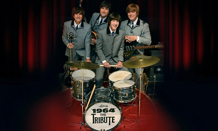 1964 The Tribute - Wellmont Theater: 1964: The Tribute on Friday, September 23, at 8 p.m.