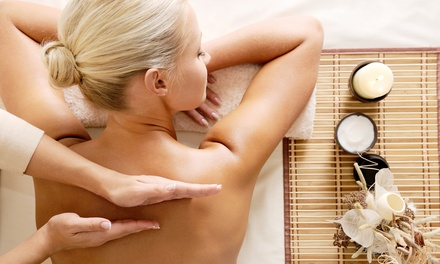 $29 for a One-Hour Massage with Consultation at HealthQuest Chiropractic and Laser Center ($164 Value)