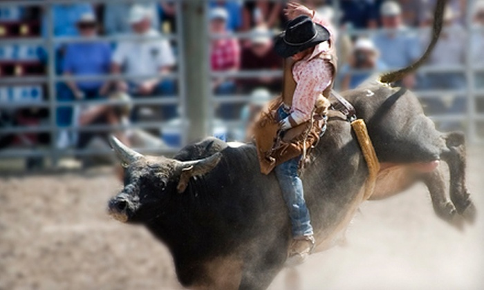 Professional Bull Riders' DeWalt Guaranteed Tough Invitational - Downtown: Professional Bull Riders Event at Tampa Bay Times Forum on September 21 or 22 (Up to Half Off). Two Options Available.