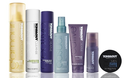 toni and guy hair styling products toni amp hair styling product groupon goods 5739 | t440x300
