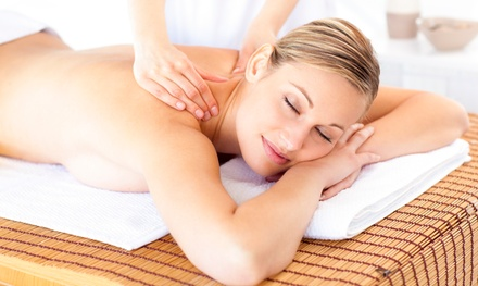Pain Consultation and 60- or 90-Minute Swedish Massage at Integral Health Studio (Up to 81% Off)