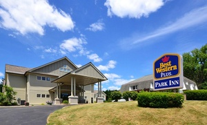 Upstate New York Hotel near Natural Springs at Best Western Plus Park Inn, plus 6.0% Cash Back from Ebates.