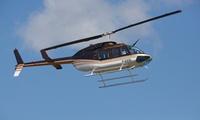 Vol découverte en hélicoptère de 7 minutes pour 1 ou 2 personnes dès 39 € avec Air Touraine Hélicoptère-Montgolfière