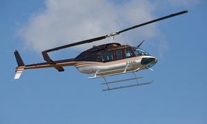 Air Touraine Hélicoptère-Montgolfière: Vol au dessus des châteaux de la Loire en hélicoptère pour 1 ou 2 personnes dès 115 € avec Air Touraine