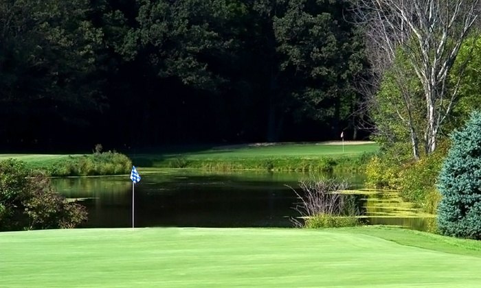 Deer Run Golf Club - Lowell: Round of Golf with Cart Rental for Two or Four on a Weekend or Weekday at Deer Run Golf Club (Up to 52% Off)