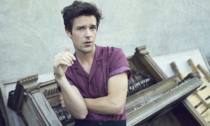 Brandon Flowers - The Gleason Room - Backstage at the Fillmore Miami Beach: Brandon Flowers at The Fillmore Miami Beach at Jackie Gleason Theater on August 19 (Up to 45% Off)