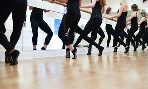 Bella Barre: 5 or 10 Barre Classes, or One Month of Unlimited Barre Classes at Bella Barre (Up to 57% Off)