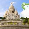 Paryż: pokój standard double z rejsem
