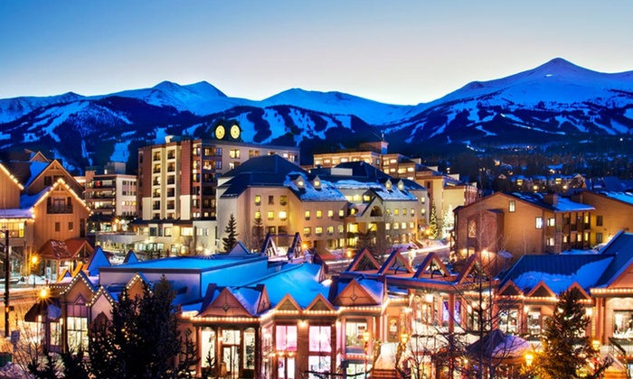 Mountain Resort In Breckenridge