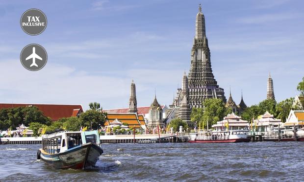 Bangkok: Hotel Stay + Flights 0