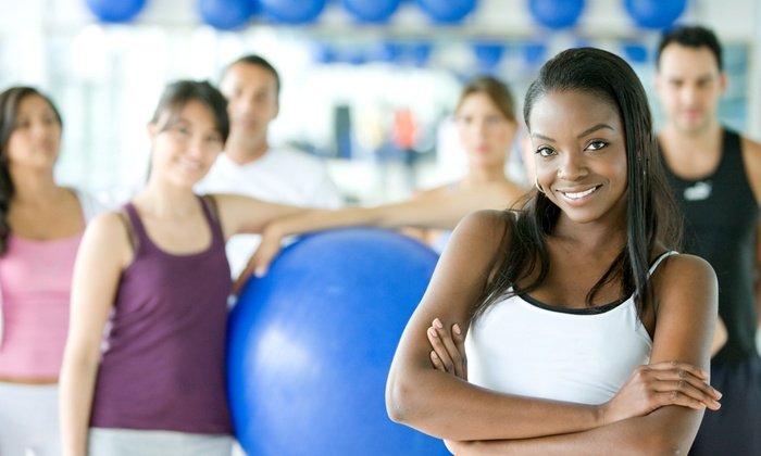 Sweat Fitness - Multiple Locations: 5, 10, or 15 Classes or Gym Visits at Sweat Fitness (Up to 83% Off)