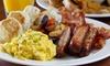 CRAVE Restaurant - Cincinnati: Sunday Brunch for Two or Four at CRAVE Restaurant (Up to 43% Off)